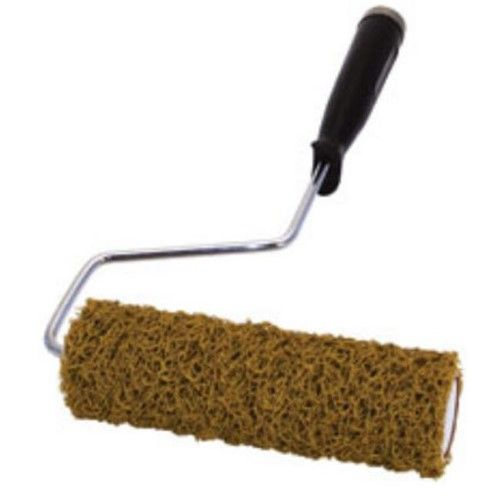 Padco 3748 Texture Stucco Roller 7 In With Handle As Shown Paint Rollers With Designs Paint Roller Roller