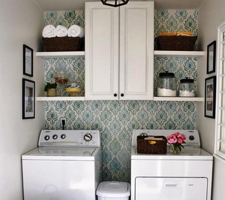 Minimalist Laundry Room Ideas Dengan Gambar