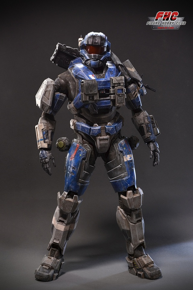 This Is The Worlds Most Fabulous Halo Action Figure  🎮-1ne-stop 🌎 Channel 4the comic lover & Major League Gamer. E-mail all of your cool gaming clips to Quotasgtx@gmail.com #QUOTASGTX:FB IG TW TWITCH YOUTUBE