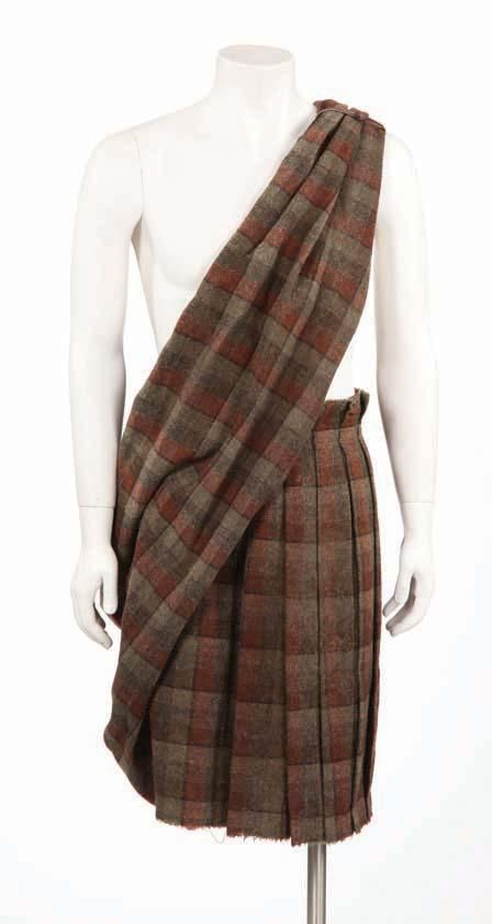 William Wallaces Kilt
