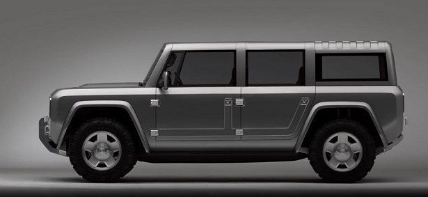 New ford bronco 2015