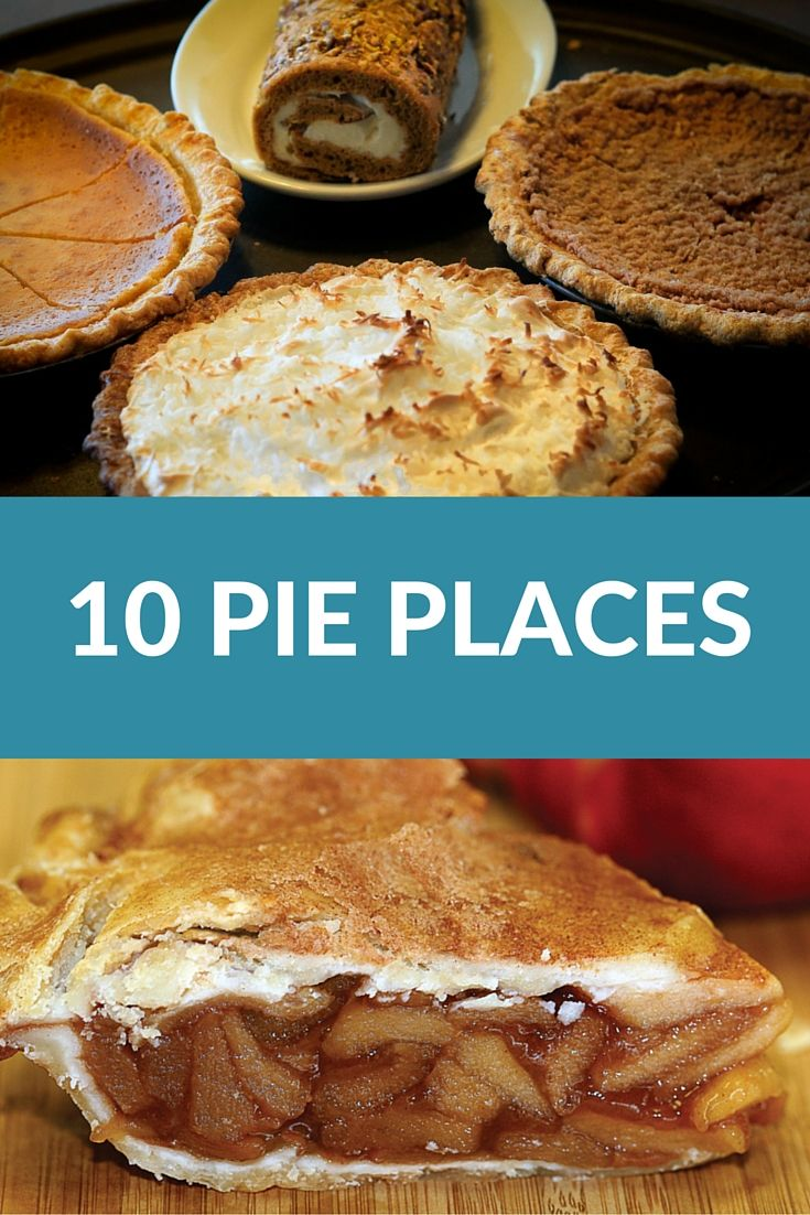 Ranging from $2 to $5, these Dayton Ohio restaurants offer the best slices of pie.
