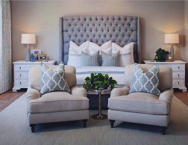 New Gray Parker Linen Tufted Bed for Sale in West Covina, CA