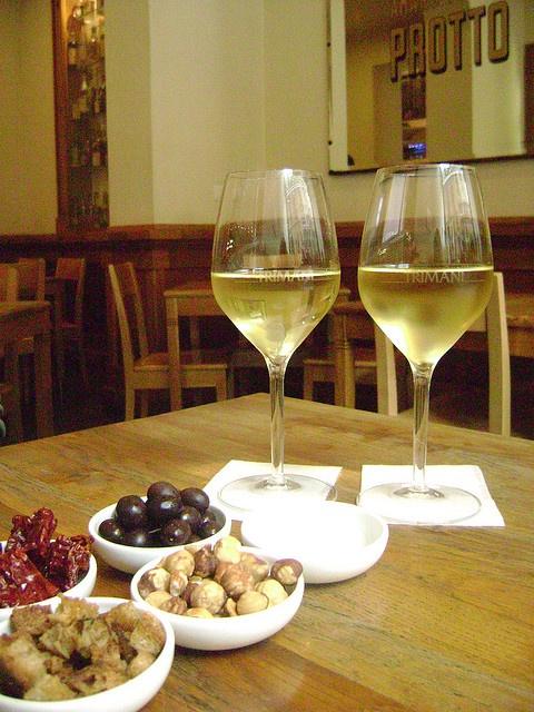 Trimani Wine Bar Via Cernaia 37B, Rome