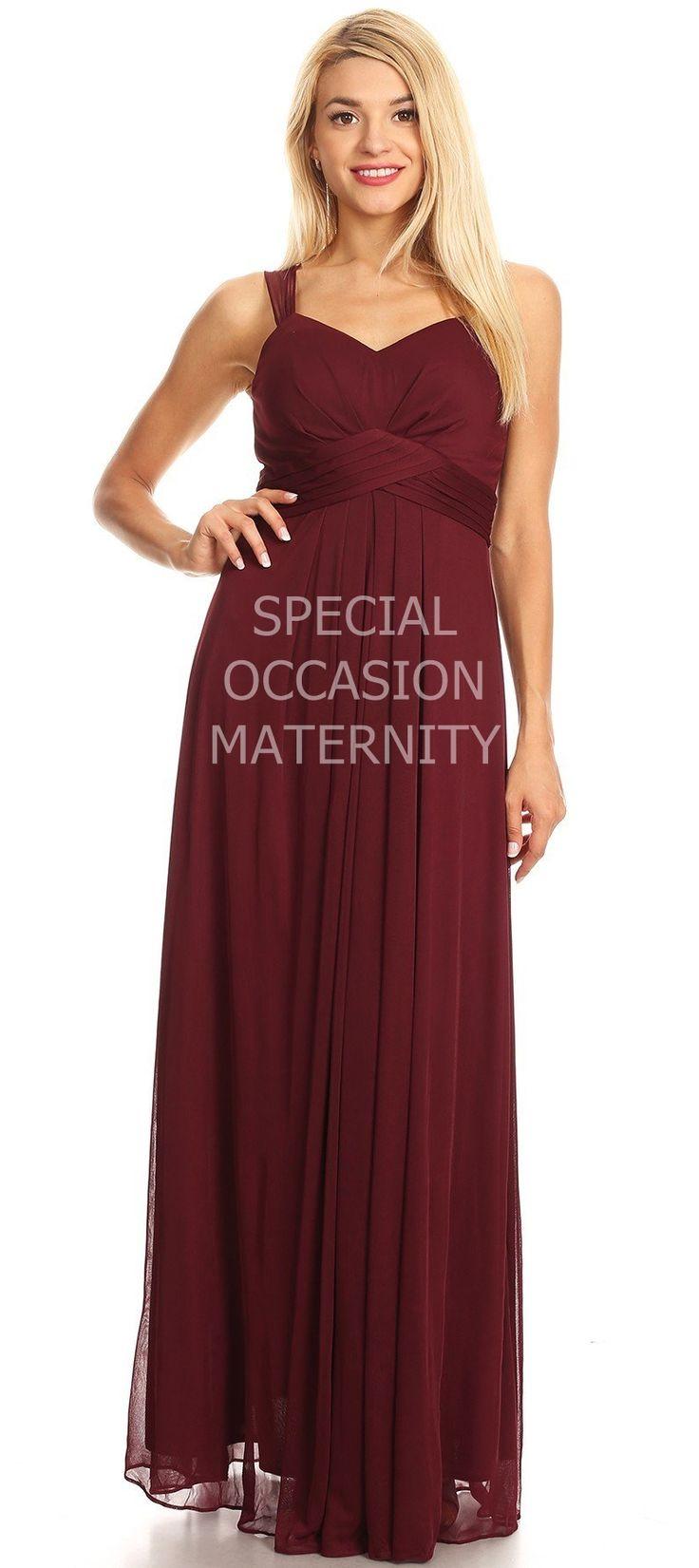 204 best maternity dresses images on pinterest maternity dresses fall wine maternity bridesmaids dress ombrellifo Images