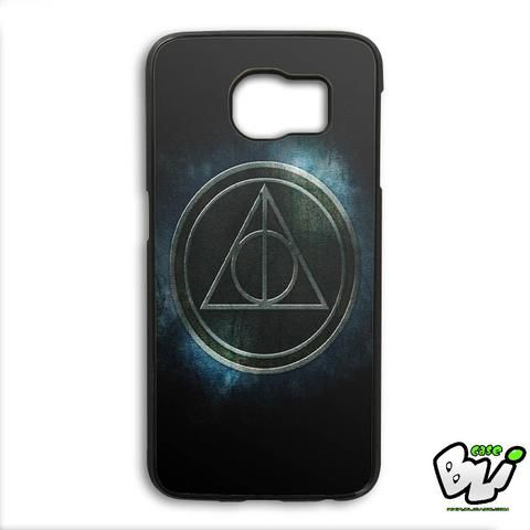 Deathly Hallows Symbol Samsung Galaxy S6 Edge Plus Case