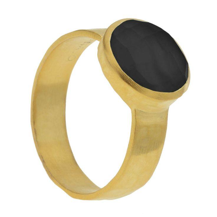 The Arcadia (Onyx) Ring