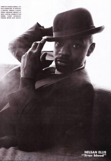 nelsan ellis... love, love, love him!