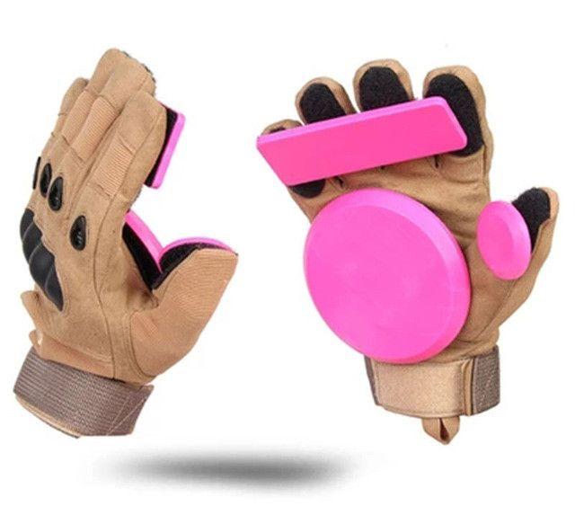 Tactical Glove Skateboard Gloves Slide Gloves With Slider Brake gloves Roller Safety Gear