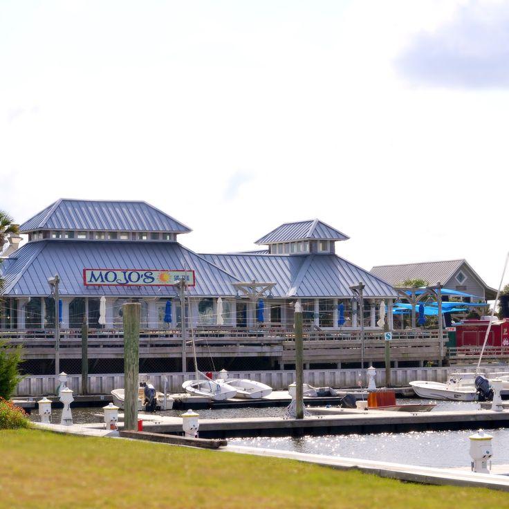 Mojo's on the Harbor, Bald Head Island, NC