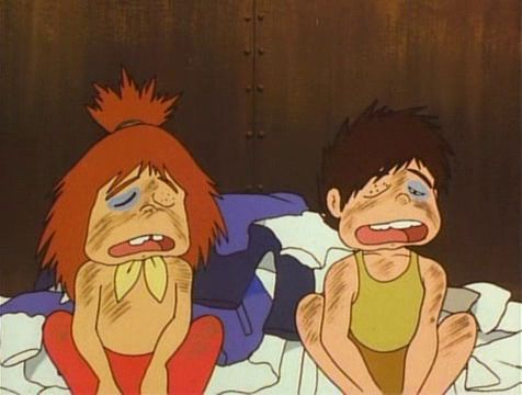 Harkosion: The Future Boy Conan