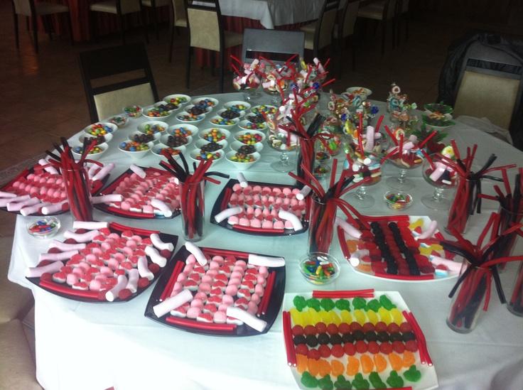 Gominolas2, en nuestra Gala de fin de Año hotel el Aguila & Velagua
