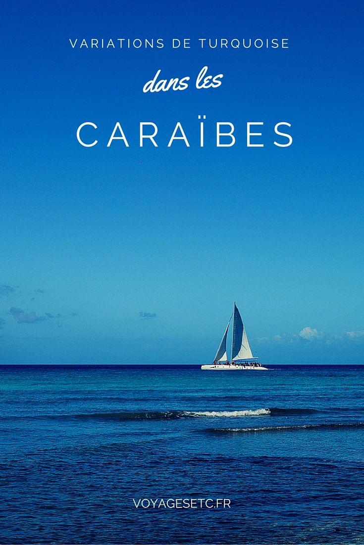 Faire une croisière dans les Caraïbes, c'est prendre une bouffée de turquoise dans les yeux... #bleu #turquoise #caraibes