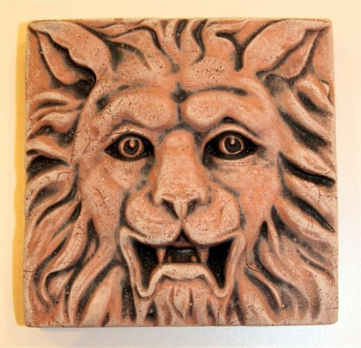 David Ellison 4x4 Lion Terra Cotta  $26.00