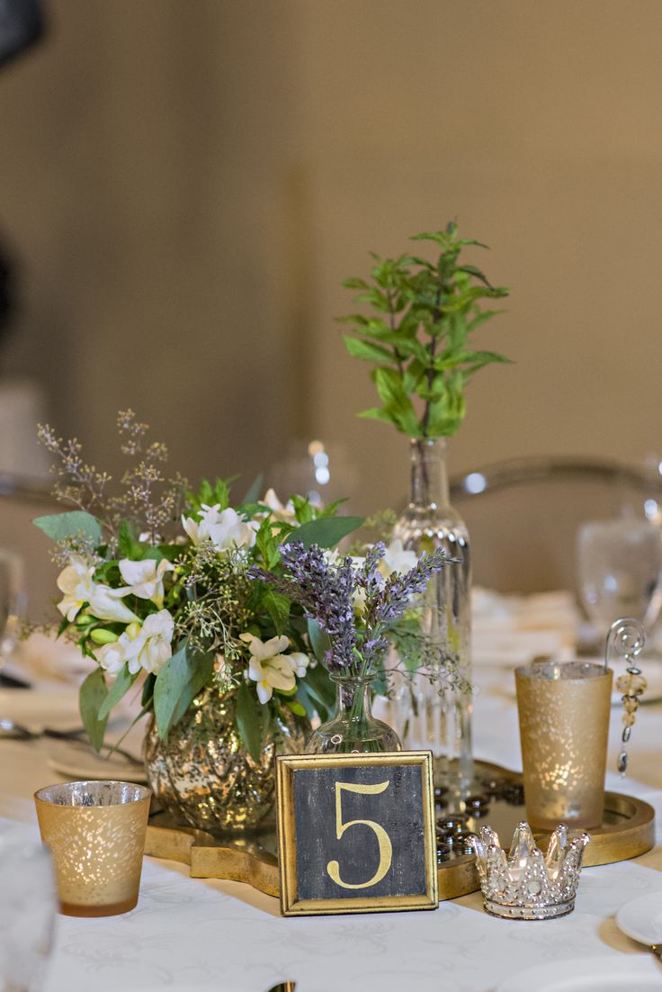 Image result for herb centerpieces