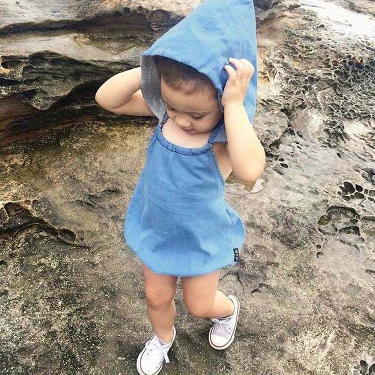 2016ins детская ковбойская шляпа треугольник подняться одежды, чтобы подняться на тенденции моды стиль прекрасный мягкий джинсовой одежды