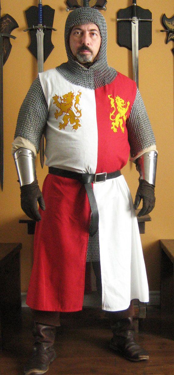 Medieval+Assassin+Creed+Knight+Templar+by+MorganasCollection,+$124.99