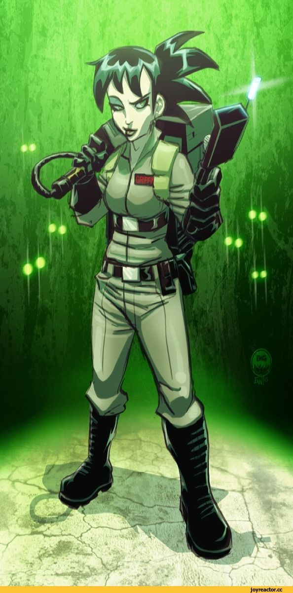 Ghostbusters Extreme / Kylie Griffin