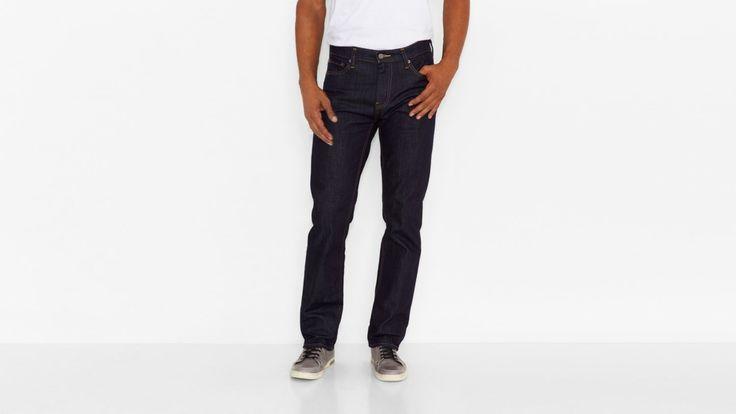 Levi's® Commuter™ 504™ Regular Straight Jeans | Indigo Denim |Levi's® United States (US)  33x32