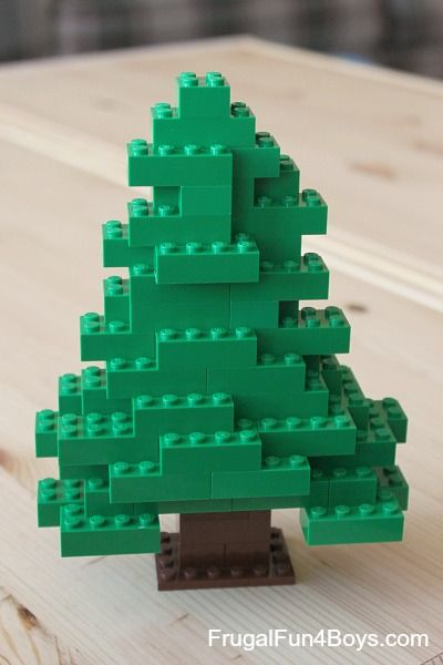 DIY Lego Advent Calendars