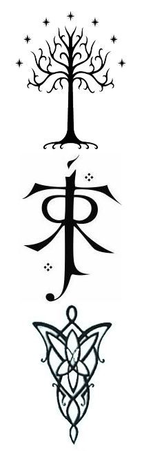 25 Best Ideas About Tolkien Tattoo On Pinterest Elvish