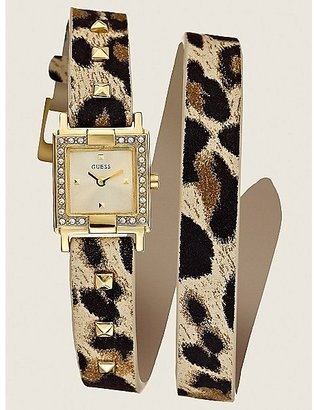 Guess - Studded Double Wrap Watch - $90.00 - Click on the image to shop now