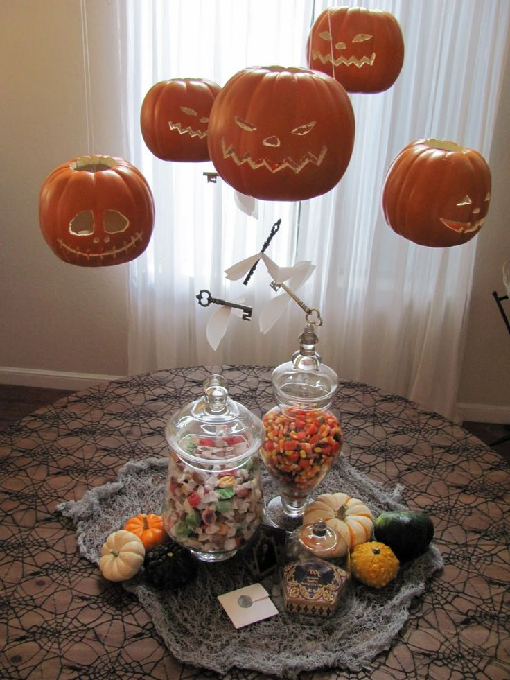 harry potter halloween decorations | Little Nest Studio: Welcome Muggles, Part I