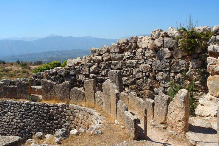 Mycenae, Greece...