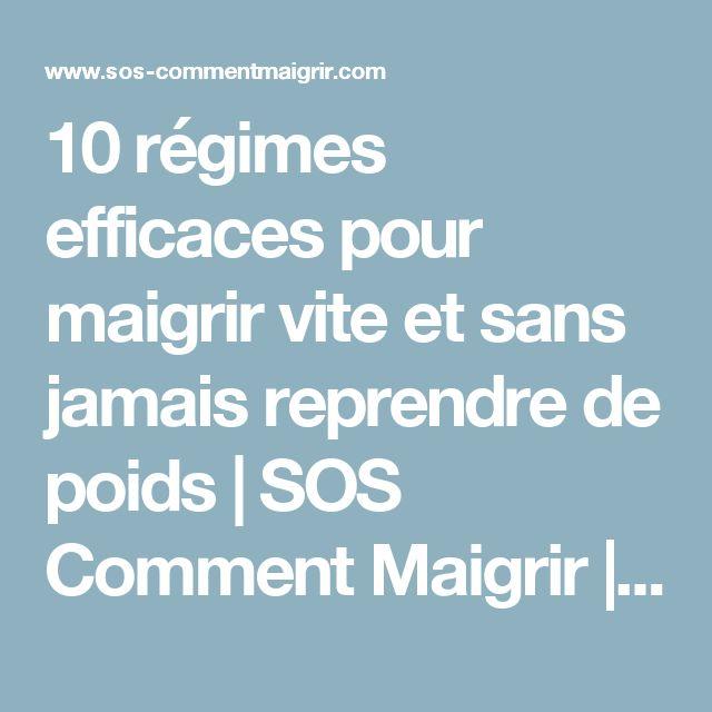 Best 25+ Maigrir vite et bien ideas on Pinterest | Maigrir