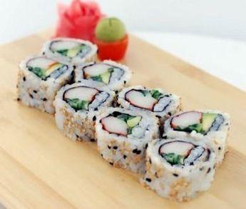 Receta del Sushi California Roll - Recetas 360
