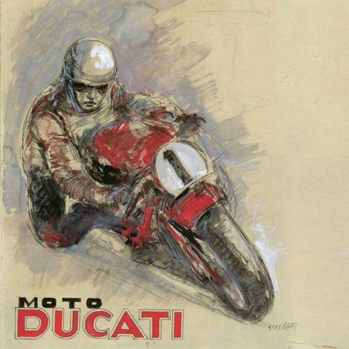 Ducati retro