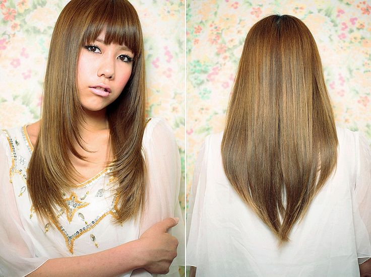 Styling Asian Hair: 25+ Best Ideas About Japanese Haircut On Pinterest