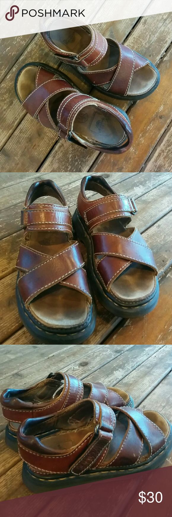 Dr Martens {VINTAGE} sandals Sandals Dr. Martens Shoes Sandals
