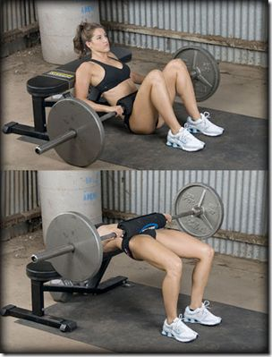 Exercise Alternatives to Deadlift ---Work That Booty!
