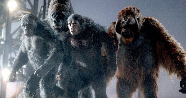 The upcoming sequel to last year's Dawn of the Planet of the Apes is now reportedly entitled War of the Planet of the Apes.
