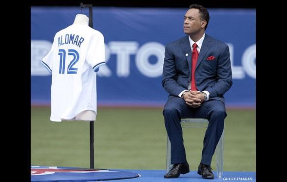 Roberto Alomar - Toronto Blue Jays
