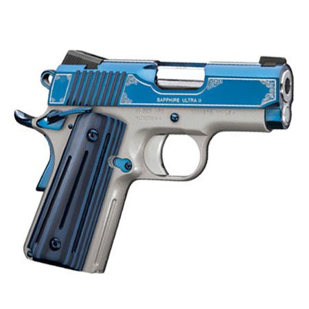 Kimber Sapphire Ultra II 9mm 1911 Pistol - Rockwell Arms