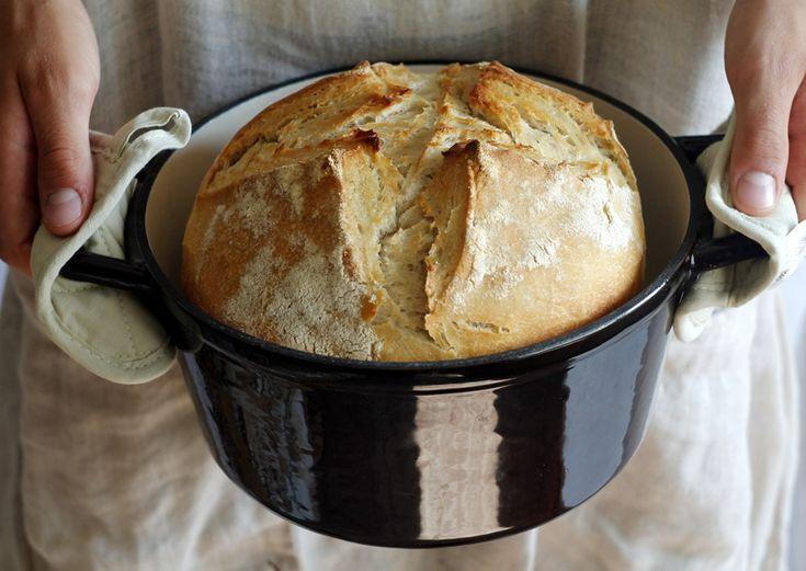 Babette: Kovászos kenyér