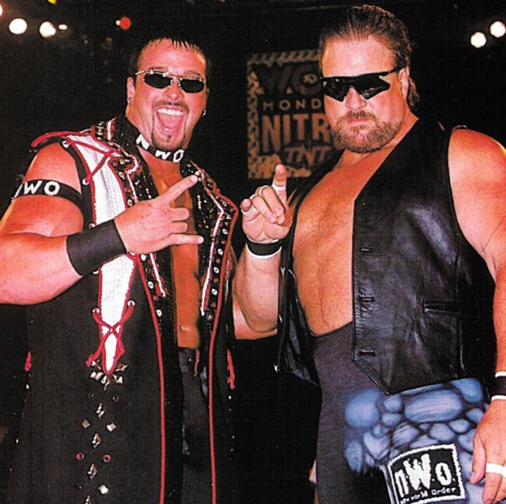 Vicious and Delicious: Buff Bagwell and Scott Norton -