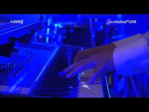 Hurts - Silver Lining -  Live Einsfestival - [ napisy pl]