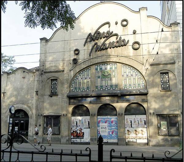 2) Kino Wanda - wczoraj i dziś