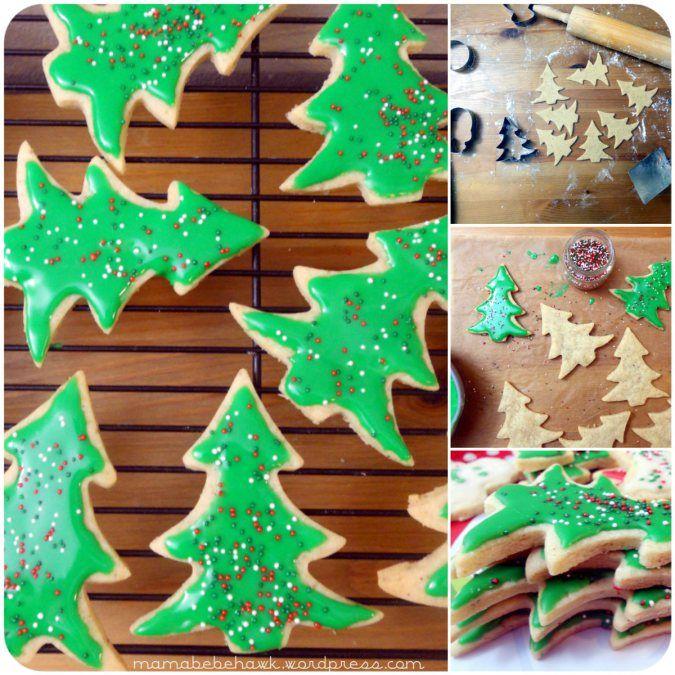 Orange-Scented Sugar Cookie Cutouts