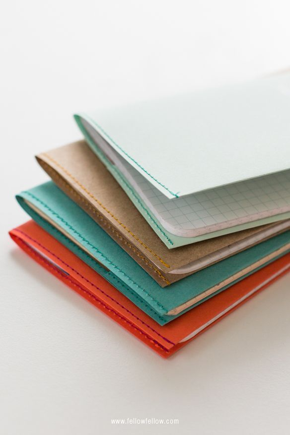 notebook covers diy