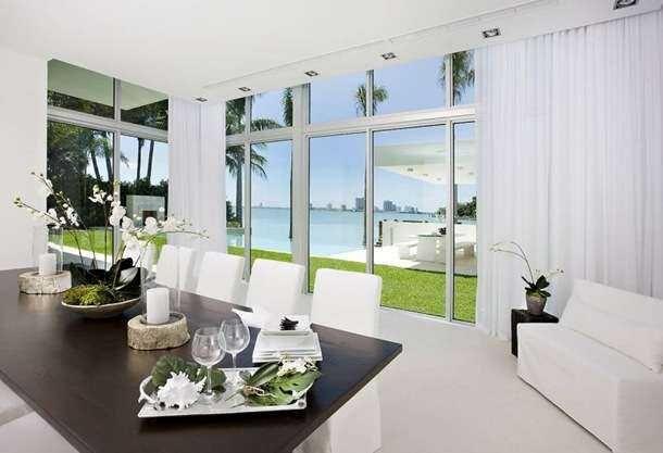 Роскошный дом в штате Флорида от студии Touzet