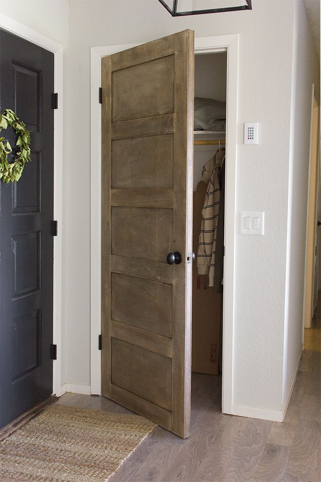 How To Make Your Hollow Core Doors Look Expensive