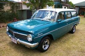 My dream car  EH Holden