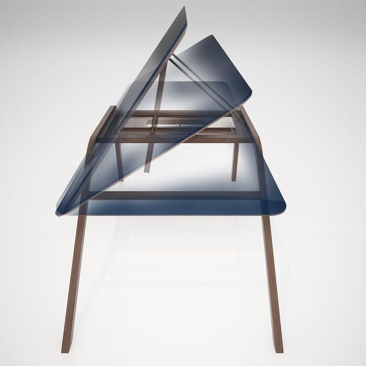 Sketchy Table by Grigorelis