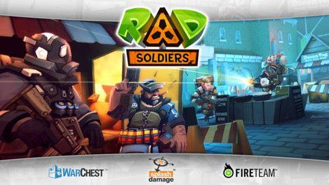 RAD Soldiers