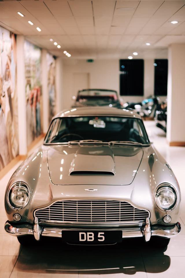 JP Logistics Car Transport -  Got one?  Ship it with http://LGMSports.com Aston Martin DB 5