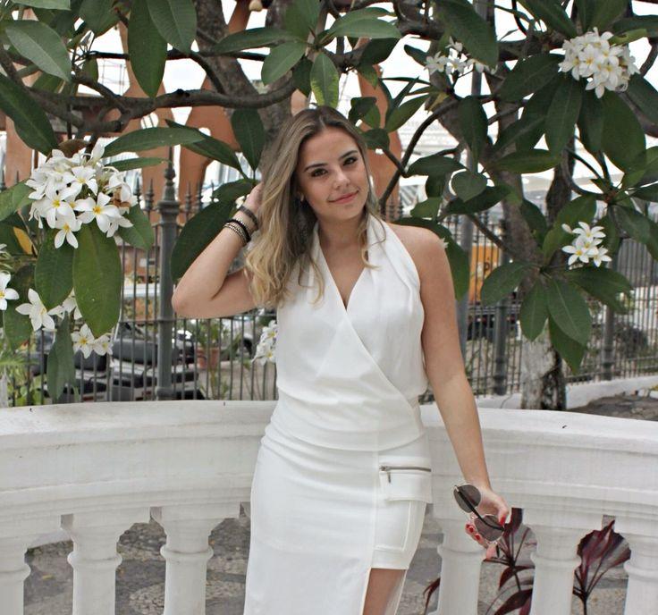 all white #monocromatico